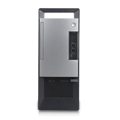 联想(Lenovo)扬天T4900v商用台式电脑+19.5英寸屏(八代i5-8500 4GB 1TB 刻录 W10H)