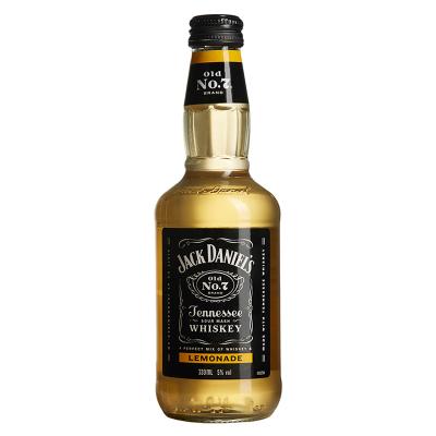 杰克丹尼威士忌预调酒-柠檬味 330ml