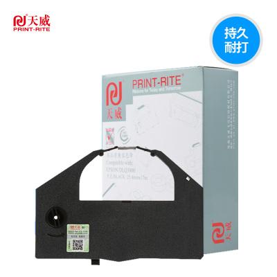 天威(PRINT-RITE)色帶架 適用EPSON DLQ3250K/3500K 黑色 17m,25.4mm 直架