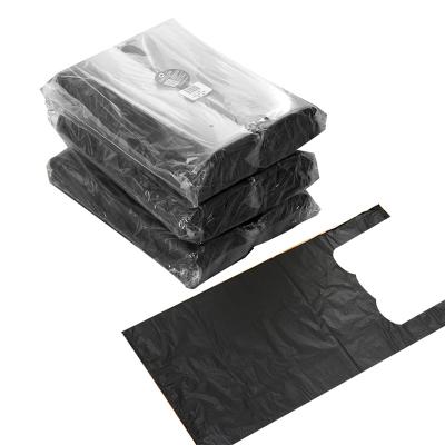 欧润哲(ORANGE) 12升通用垃圾袋200只装 手提背心式加厚收纳胶袋酒店办公室家用清洁袋