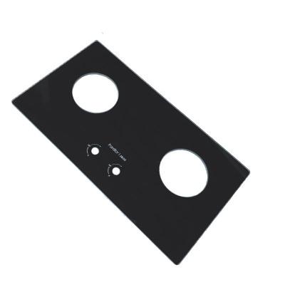 幫客材配 法迪歐燃氣灶鋼化玻璃面板JZT-2B09(因玻璃板為易碎品,請下拉至商品詳情,閱讀溫馨提示后購買 )