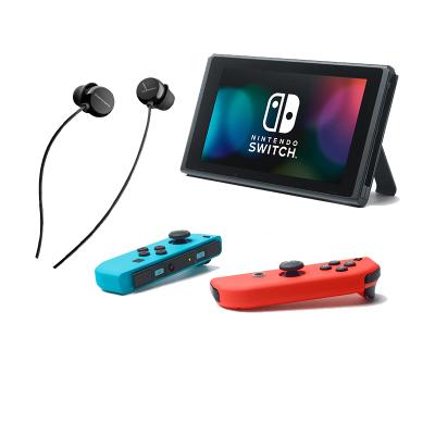 【套餐】任天堂(Nintendo)Switch 家用游戏机续航增强版(红蓝) 掌机NS体感游戏机 国行Switch+拜亚