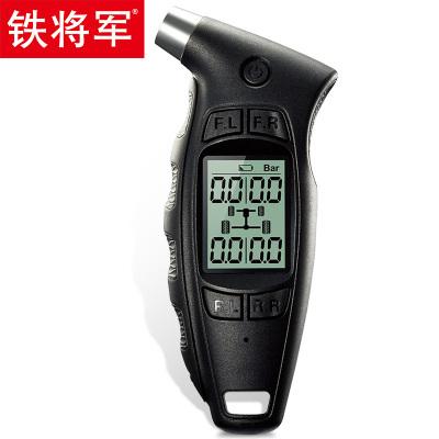 鐵將軍胎壓監測高精度胎壓表胎壓計汽車輪胎氣壓表車用監測器T181