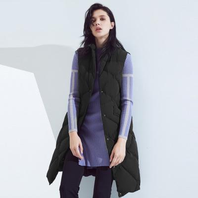 BOSIDENG брэндийн шинэ загварын эмэгтэй өвлийн өдөн куртка B80131016 155/80A
