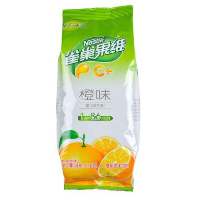 雀巢果珍果汁粉果维C+橙汁味橙汁粉速溶冲饮固体饮料粉840g