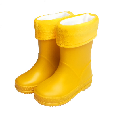 卡通儿童雨鞋轻便中筒儿童雨靴环保材质防滑水鞋男女童宝宝雨鞋