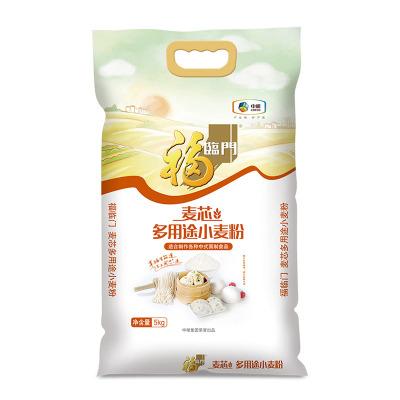 【蘇寧超市】福臨門麥芯多用途小麥粉5kg/袋 糧油 面粉 包子 饅頭 面條用粉 中糧出品