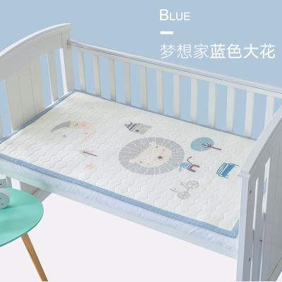gb好孩子嬰兒涼席冰絲寶寶涼席夏季涼席幼兒園涼席兒童床席