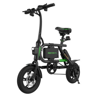 樂行天下P2青春版新國標親子折疊電動自行車鋰電助力迷你成人電瓶車電動車