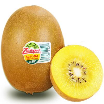 【送小勺 壞果包賠】唐果食光 佳沛新西蘭進口黃金奇異果12枚裝 單果約120-130g左右 黃心獼猴桃新鮮水果