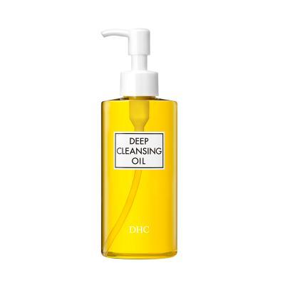 DHC蝶翠詩橄欖卸妝油200ml深層清潔溫和