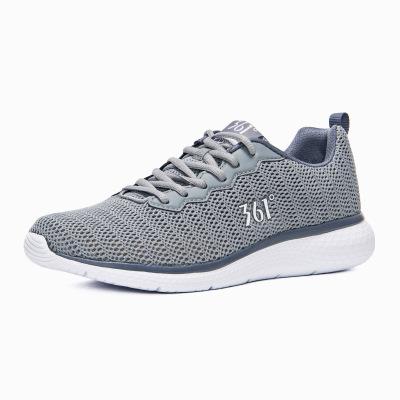 361°男鞋運動鞋男夏季新款361度跑鞋飛織休閑鞋網面透氣跑步鞋