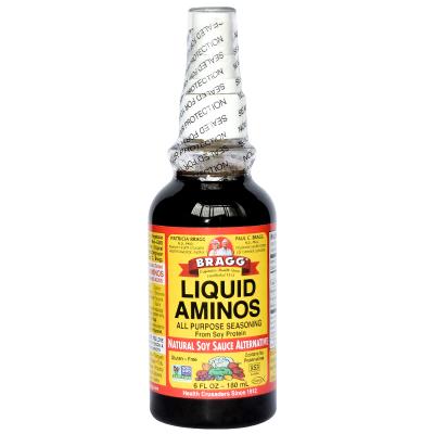 原裝進口Bragg氨基酸 無鹽 非轉基因帶噴頭兒童醬油營養180ml