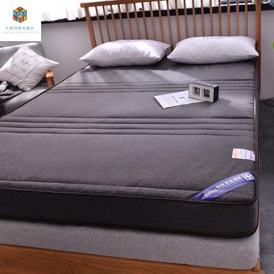 【精品好貨】加厚床墊軟墊被1.8m床褥子1.5米1.2學生宿舍家用雙人硬海綿榻榻米