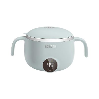 棒棒豬寶寶45°C智能恒溫碗兒童餐具輔食碗吃飯保溫防摔防燙防水