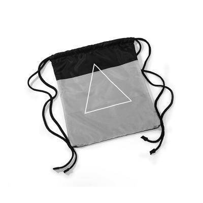 90分轻便防水抽绳袋 可折叠便携购物袋大容量