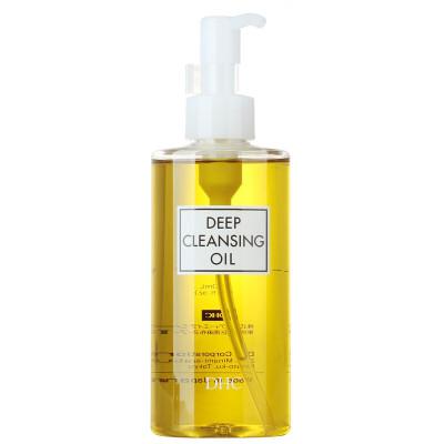 蝶翠詩(DHC)天然橄欖DHC卸妝油200ml 深層保濕滋潤潔膚油 深層清潔毛孔去黑頭粉刺角質 200ml*1瓶