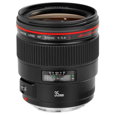 【二手95新】佳能(Canon)EF 35mm f/1.4L USM 紅圈廣角鏡頭1代
