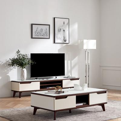 顧家家居KUKA 現代簡約客廳茶幾電視柜客廳家具 PTK027