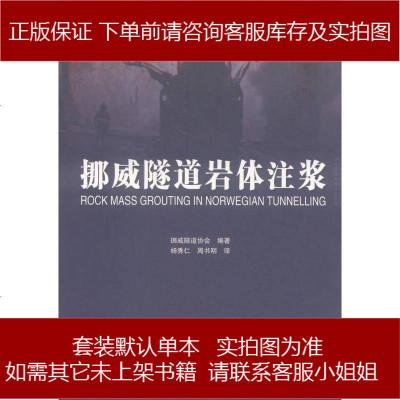 挪威隧道巖體注漿 楊秀仁;周書明 人民交通出版社 9787114120480