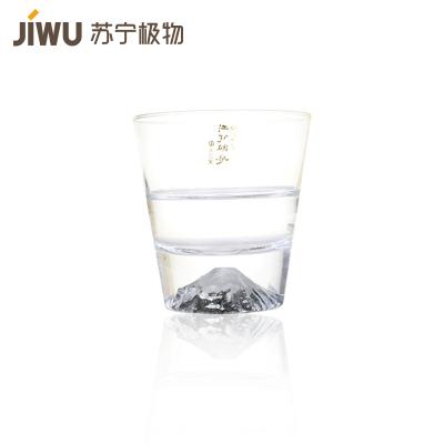 万博官网app体育ios版极物 日本制造 雪顶富士山杯 透明