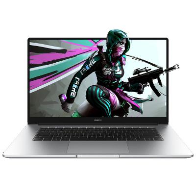 華為HUAWEI MateBook D15 全新第十代酷睿 i5 16G+512GB 皓月銀 獨顯 Nvidia MX250 Windows版 高清全面屏 多屏協同 華為筆記本電腦