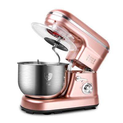榮事達(Royalstar)和面機家用商用廚師機小型攪拌揉面機全自動多功能打蛋料理