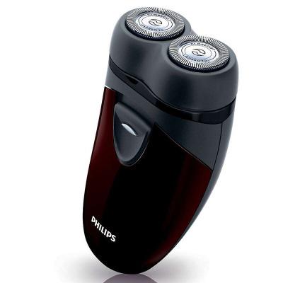 【二手99新未使用】飞利浦(Philips)电动剃须刀 智锋系列PQ206 双刀头 干电池款 小巧便携刮胡刀