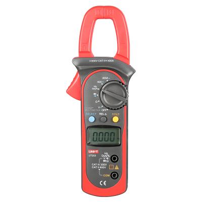 帮客材配 优利德UT203 测频率占空比交直流钳形表 钳形数字电流表