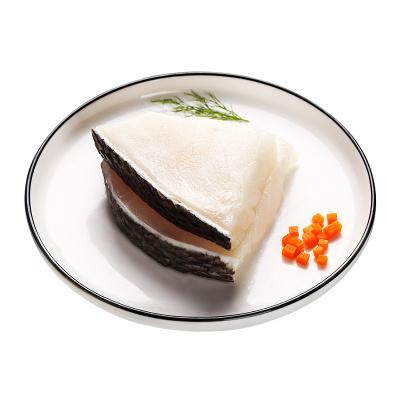 親情沂蒙人 法國銀鱈魚新鮮寶寶輔食鱈魚排進口深海鱈魚輔食嬰兒雪魚海產蒸魚200g