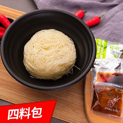 家鄉人過橋米線1袋裝酸辣紅薯粉袋裝方便速食正宗云南風味家鄉人米線