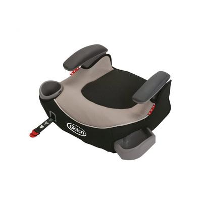 【美國斷貨王】graco/葛萊 兒童汽車安全座椅增高墊 3-12歲Affix 雙向安裝 Isofix接口 灰色