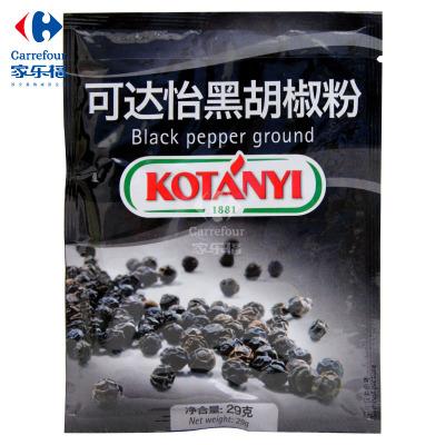 【家乐福】可达怡黑胡椒粉29克