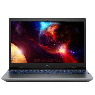 戴爾(DELL) 游匣G5 5500 15.6英寸 發燒游戲本 筆記本電腦 i5-10300H 8G 512GB固態 GTX1650Ti 4G獨顯 72%色域 標準版