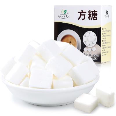 【買2送不銹鋼勺】【花茶咖啡伴侶】杯口留香方糖白砂糖純黑奶茶特濃醇品調糖100粒
