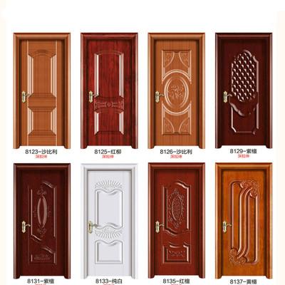 房間房門屋門臥室室內門鋼木門套裝門復合木門