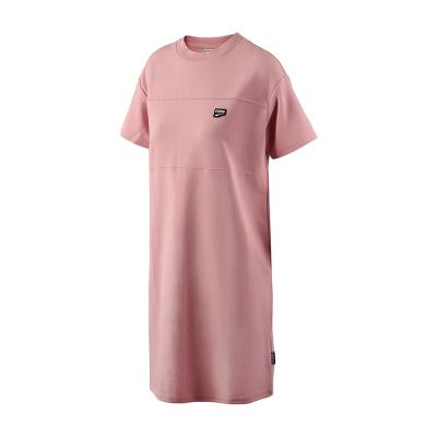 【自營】PUMA彪馬女裝 時尚運動服跑步健身休閑圓領短袖連衣裙595996