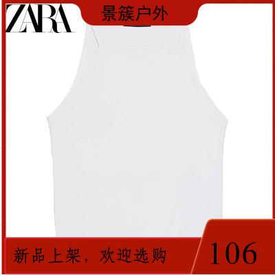 ZARA新款 TRF 女裝 掛脖領上衣 05584408250 商品有多個顏色,尺寸,規格,拍下備注規格或聯系