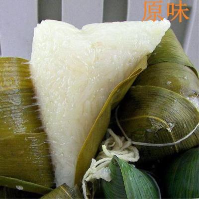 農家手工白米粽 端午節原味糯米清水粽子 1500克(送一斤粽子)