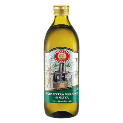 意大利進口安堤卡特級初榨橄欖油1L 炒菜燒烤烘焙煲湯涼拌食用油