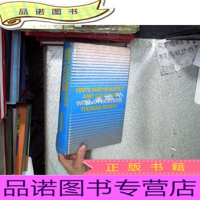 正版九成新FINITE MATHEMATICS AND CALCULUS WITH APPLICATIONS 有限數學