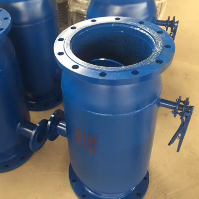 ZPG-16C型工業反沖洗排污過濾器 全自動反沖洗管道除污器DN80 100