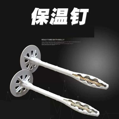 外墻面保溫釘保溫層保溫板固定釘錨固釘室內隔熱擠塑板泡沫板錨栓