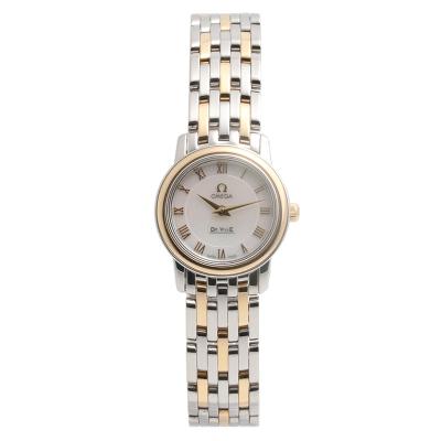 【二手95新】欧米茄OMEGA碟飞系列4370.71.00女表石英奢侈品钟手表腕表