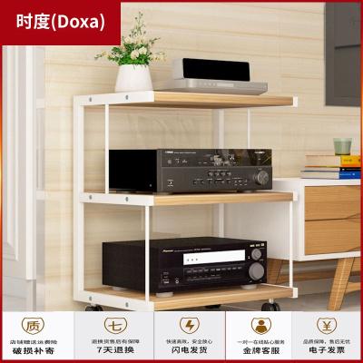 蘇寧放心購音hif箱功放機功放機架打印機音響支放柜子制柜定功i器材架CD膽機時度(Doxa)