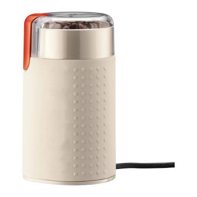 纳丽雅(Naliya)咖啡豆研磨机电动家用研磨器磨粉机手磨咖啡机磨豆机 白色