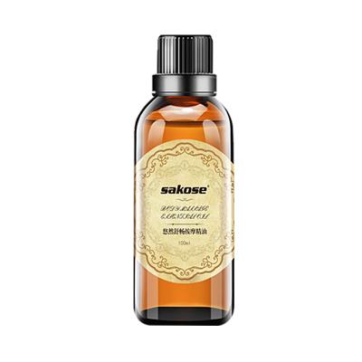 sakose按摩精油 全身按摩油通經絡正品推拿通用面部美容院開背刮痧油 單方精油(100ml)