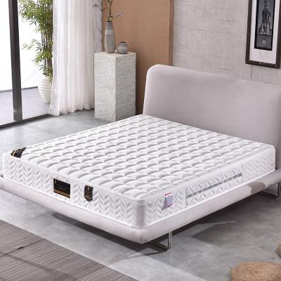 海马佳域床垫1.5米 1.8m床软硬两用弹簧椰棕乳胶席梦思床垫20cm加厚