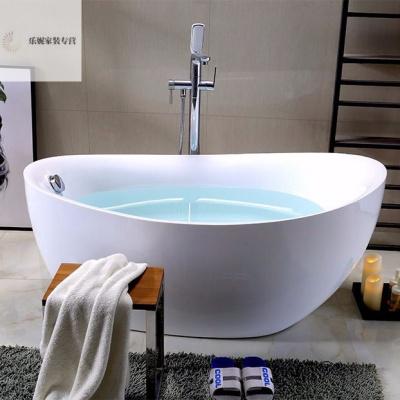 2020年新款成人情侶加厚亞克力浴池小戶型網紅日歐式浴缸式酒店家用