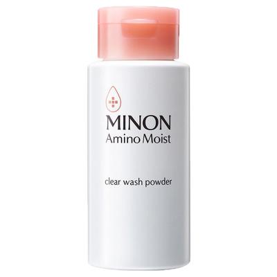 【直營】MINON日本蜜濃氨基酸洗顏霜去角質黑頭酵素潔面粉 35g 正常規格(保稅)